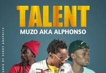 Muzo AKA Alphonso ft. Masereti - Talent