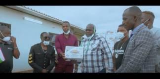 Rich Bizzy ft. DJ Cent - Coronavirus (Official Video)