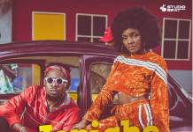 Simi ft. Patoranking - Jericho (Lyric Video)
