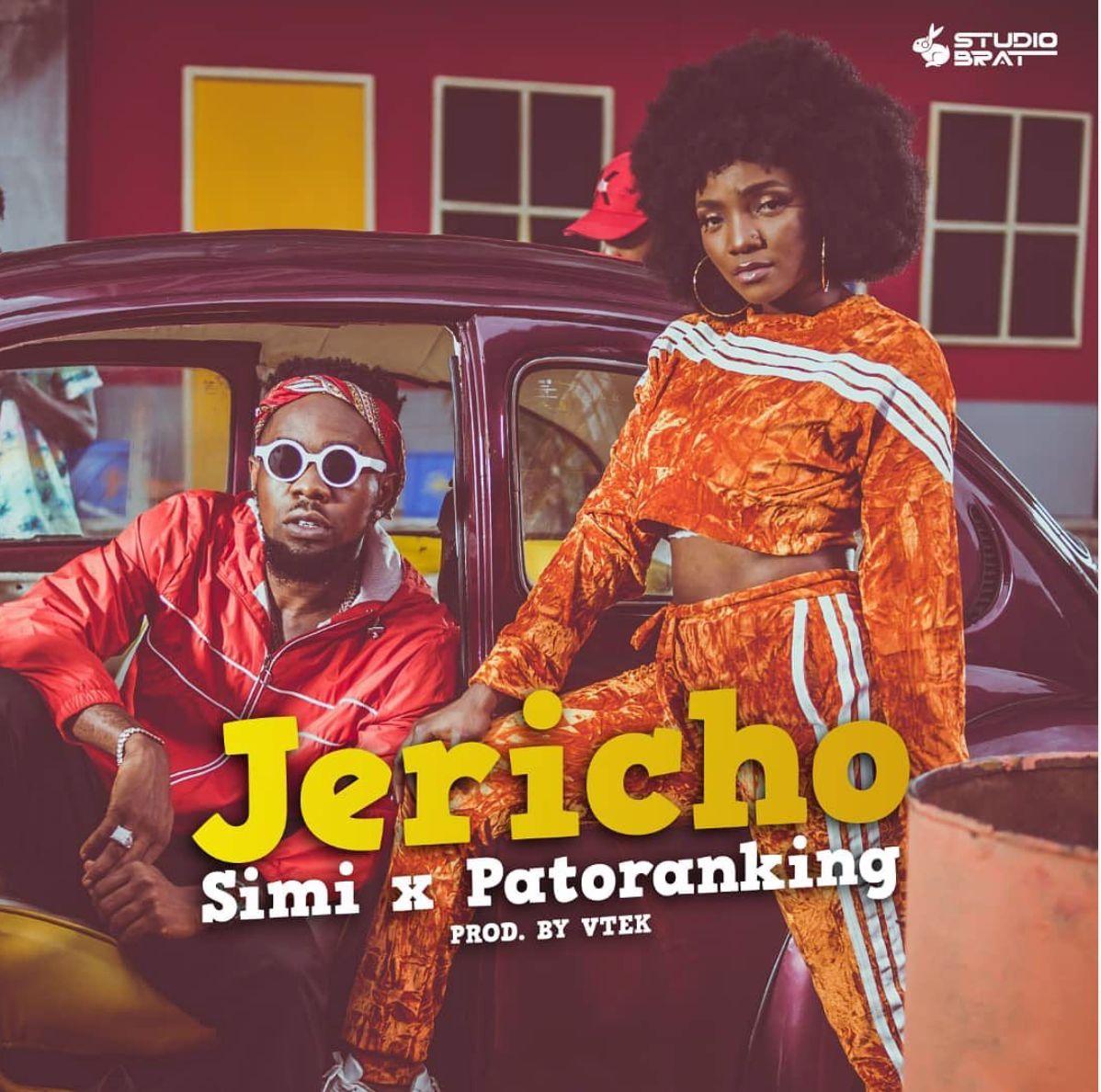 Simi ft. Patoranking - Jericho (Lyric Video)