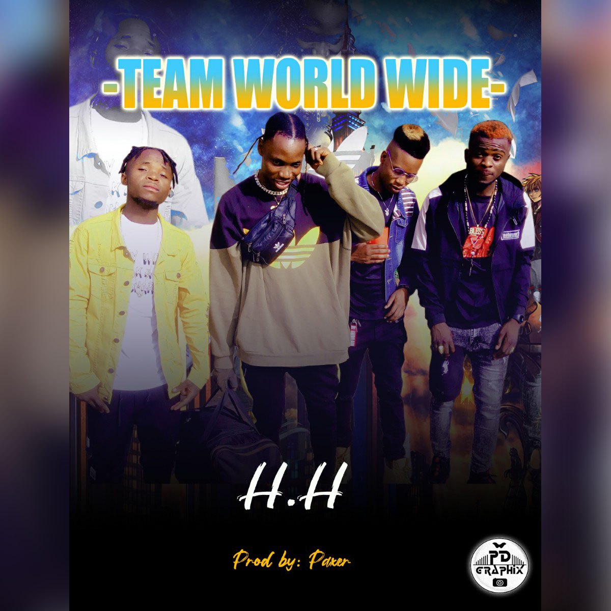 Team Worldwide - HH (Prod. Paxah)