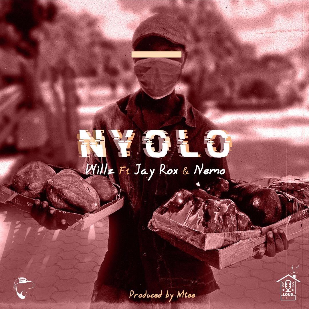 Willz ft. Jay Rox & Nemo - Nyolo