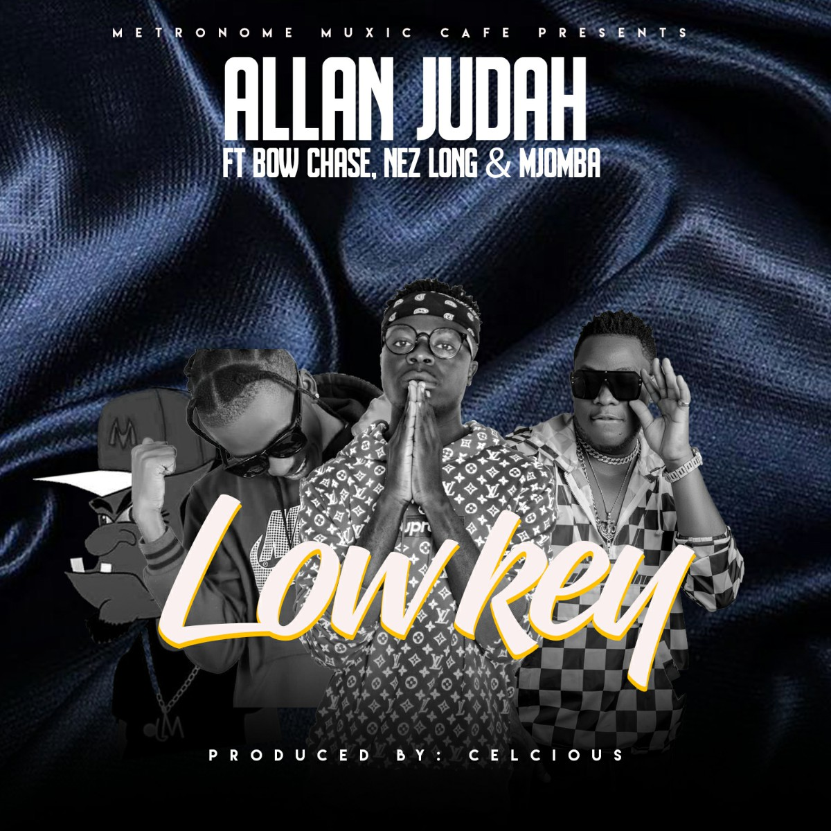 Allan Judah ft. Bow Chase, Nez Long & Mjomba - Low Key