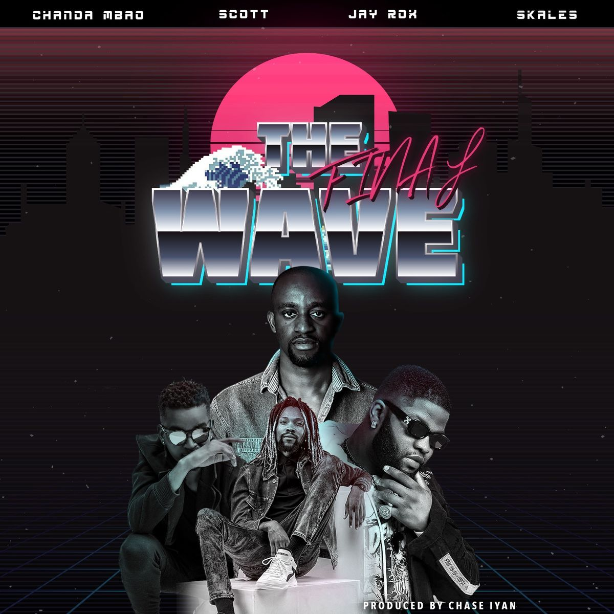 Chanda Mbao ft. Skales, Jay Rox & Scott - The Final Wave