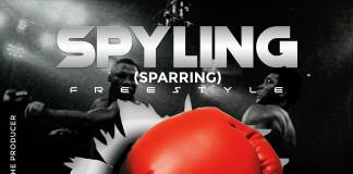 Chef 187 X Immortal Czar - Spyling (Sparring) Freestyle