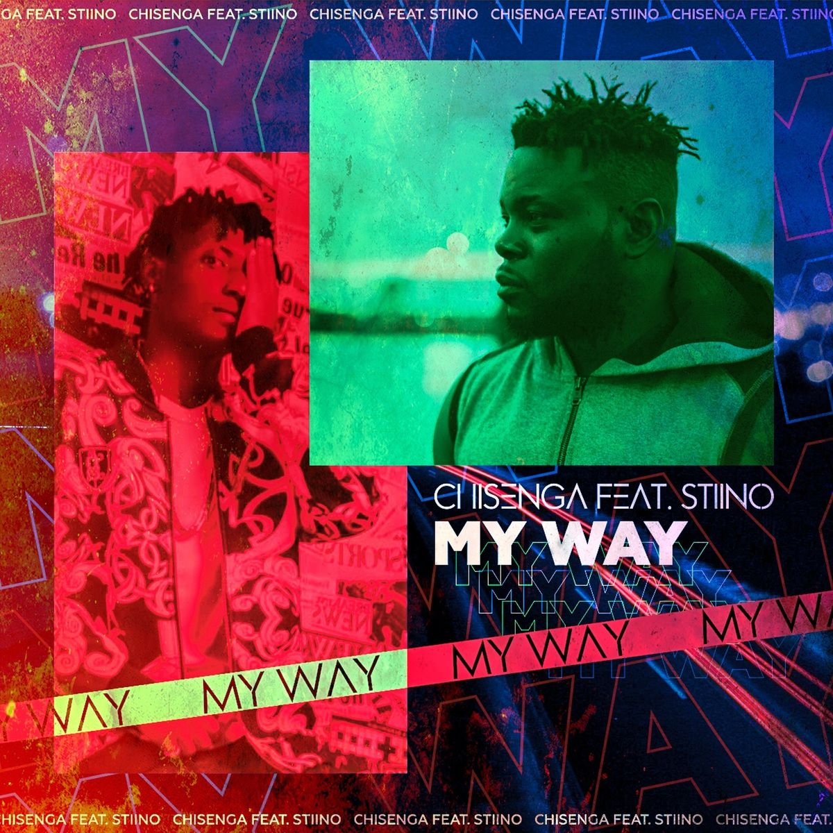 Chisenga ft. Stiino - My Way