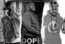 Dope Boys ft. K'Millian - Ndetasha Abafyashi