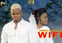 Harmonize ft. Lady Jay Dee - Wife (Official Video)