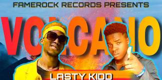 Lasty Kidd ft. Yo Maps - Volcano