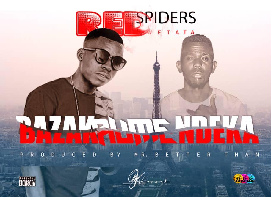 Red Spiders Wetaata - Bazakaumendeka