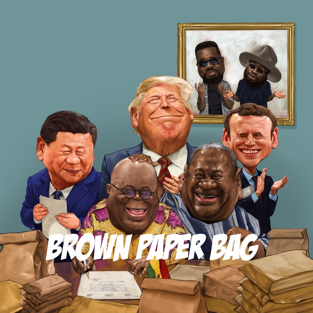 Sarkodie ft. M.anifest - Brown Paper Bag
