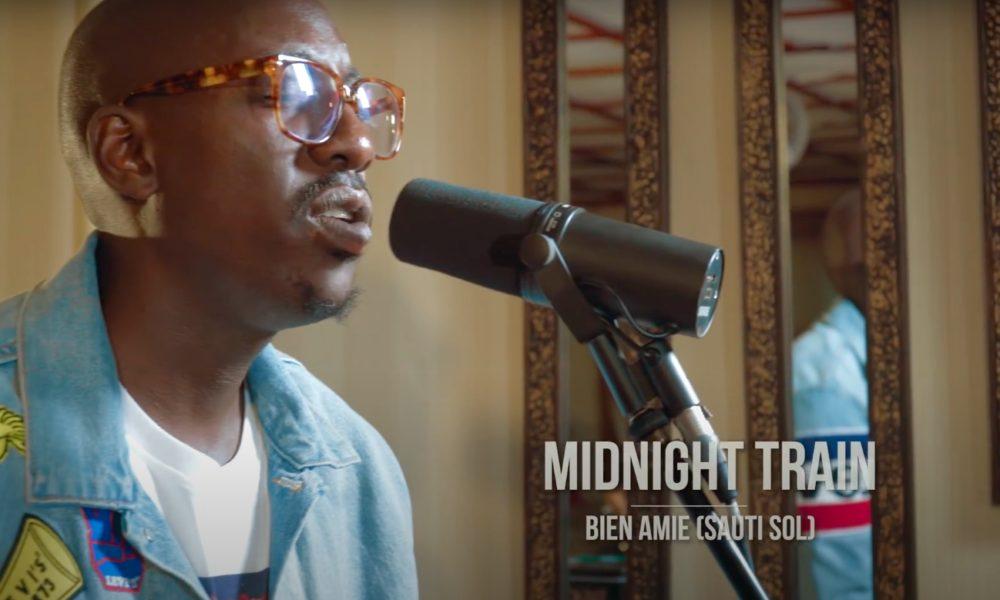 Sauti Sol - Midnight Train (Bien-Aimé Acoustic)