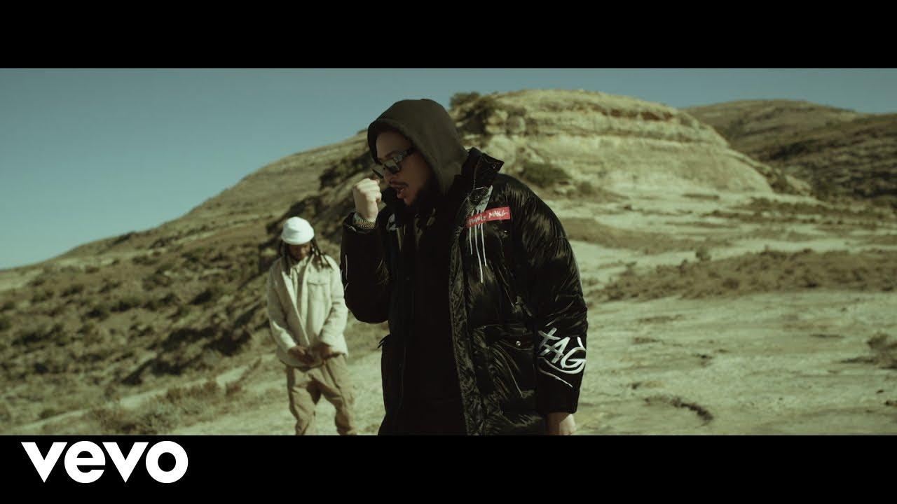 AKA ft. Gemini Major - Energy (Official Video)