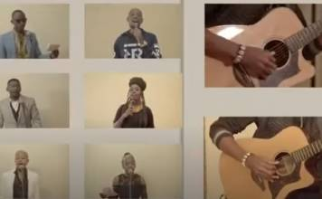 B'Flow, Pompi, Macky 2, Wezi, Luse & Towela Kaira - Freedom (Live)