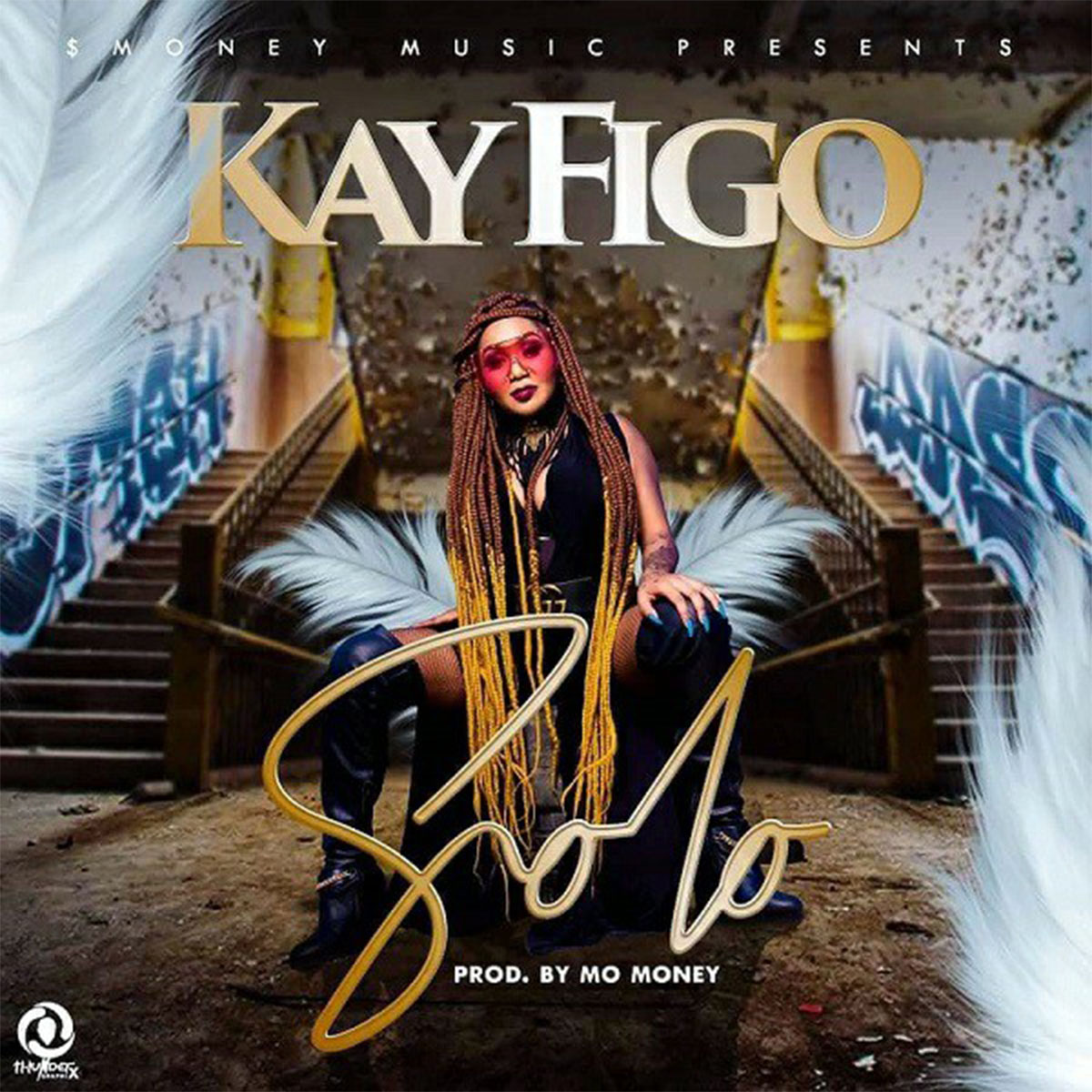 Kay Figo - Solo (Prod. Mo Money)