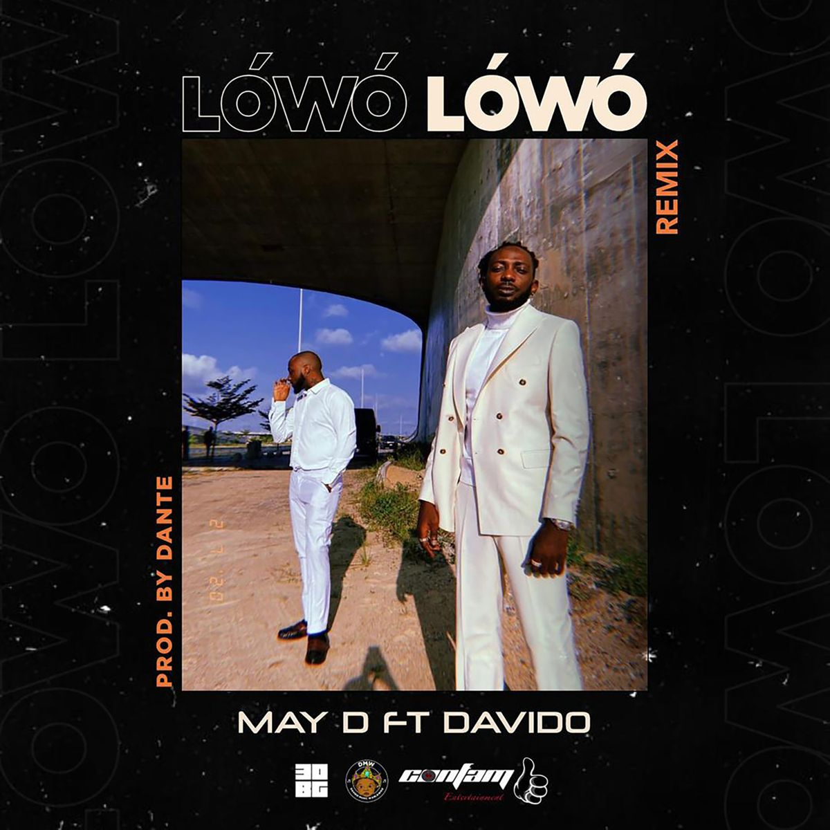 May D & Davido - Lowo Lowo (Remix)