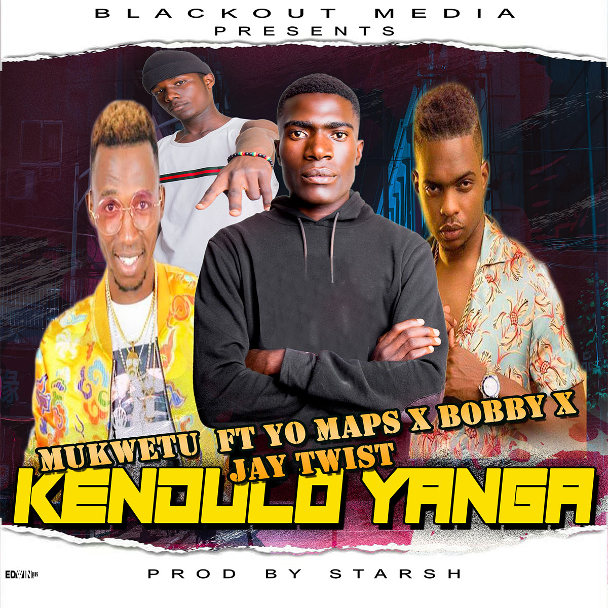 Mukwetu ft. Yo Maps & Bobby East - Kendulo Yanga