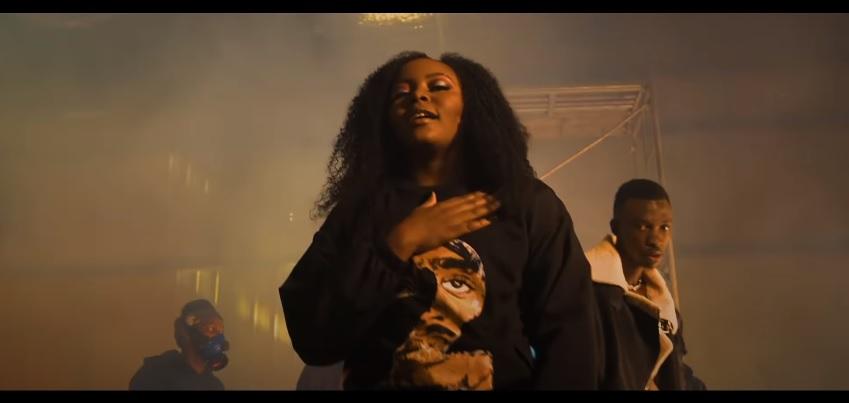 Natasha Chansa ft. Kunkeyani Tha Jedi - OMG (Official Video)