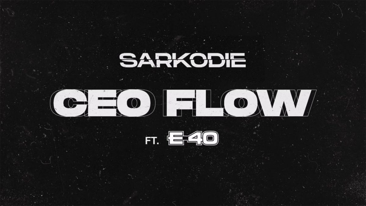 Sarkodie ft. E-40 - CEO Flow (Audio Slide)