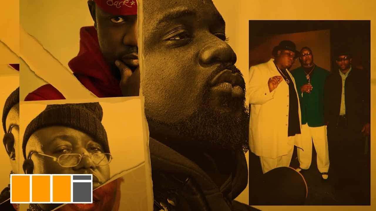 Sarkodie ft. E-40 - CEO Flow (Official Video)