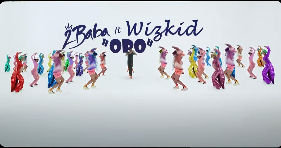 2Baba ft. Wizkid - Opo (Official Video)