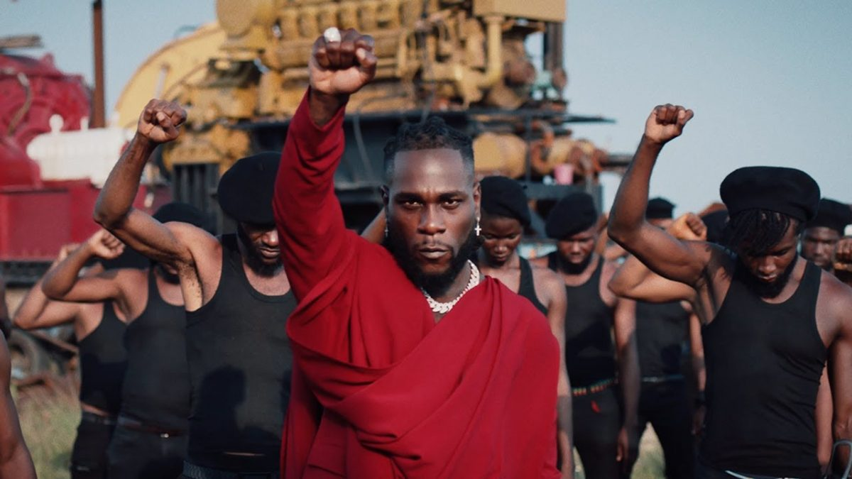 Burna Boy - Monsters You Made (Official Video)