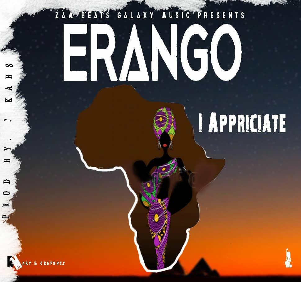 Erango - I Appreciate (Prod. J Kabs)