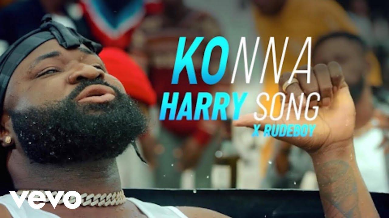 Harrysong ft. Rudeboy - Konna (Official Video)