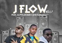 J Flow (D.B.C) ft. Alpha Romeo & Bam Keizy - Shutdown