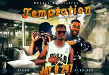 Jay B 297 ft. Slapdee & Stevo - Temptation