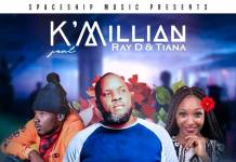 K'Millian ft. Ray Dee & Tiana - Uyopa