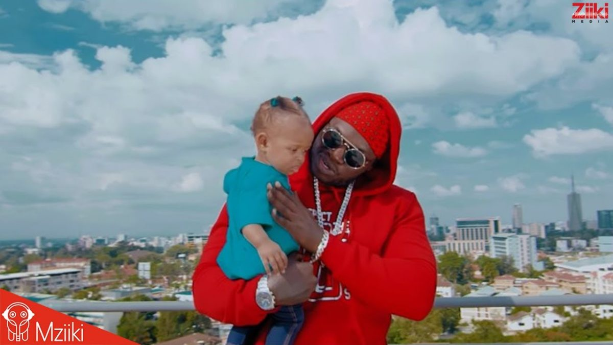 Khaligraph Jones - Lwanda Magere Legacy 1 (Official Video)