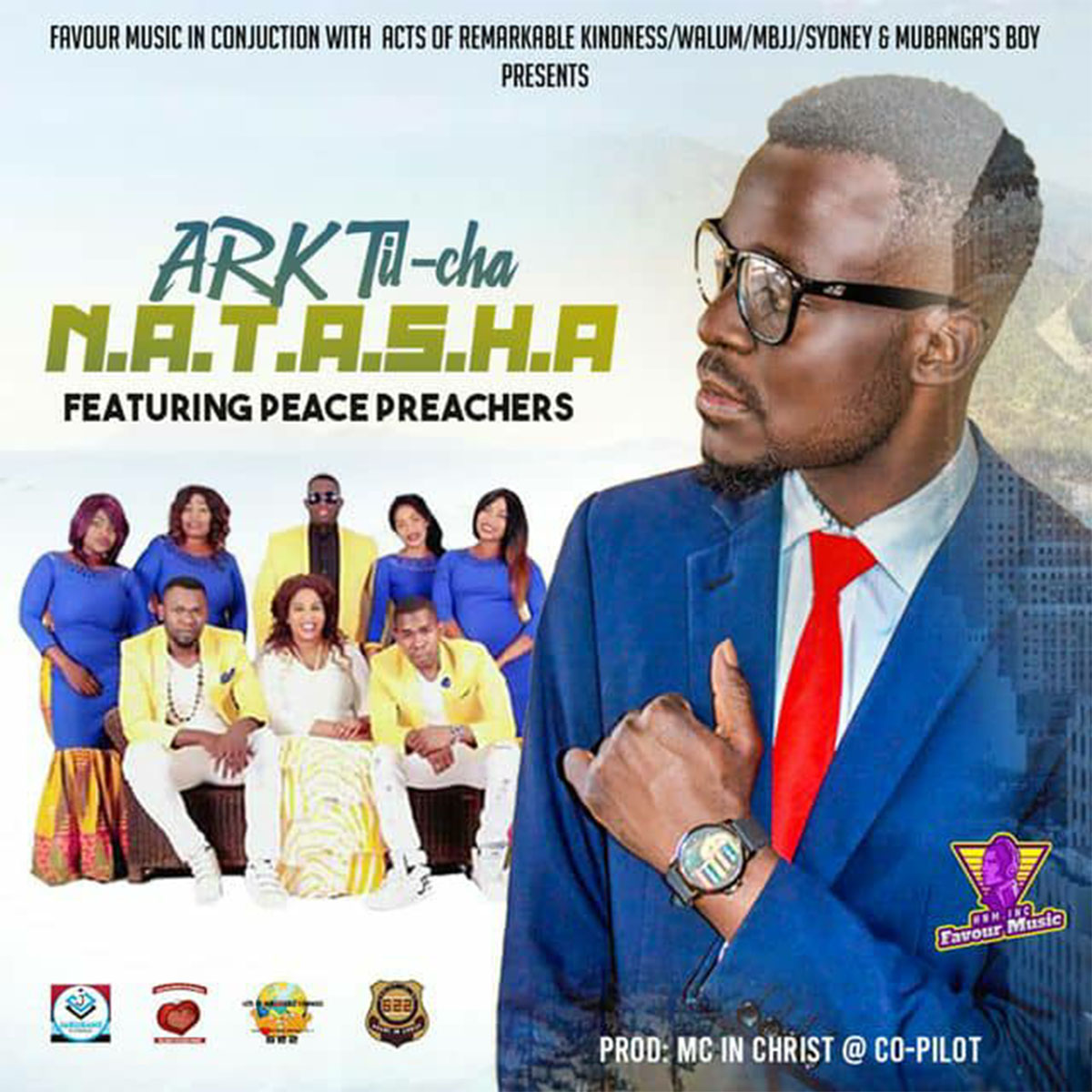 ARK Til-Cha ft. Peace Preachers - Natasha