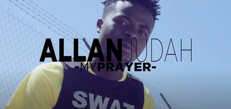 Allan Judah - My Prayer (Official Video)