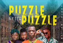 Oscano ft. Dope Boys & Salvado - Puzzle After Puzzle
