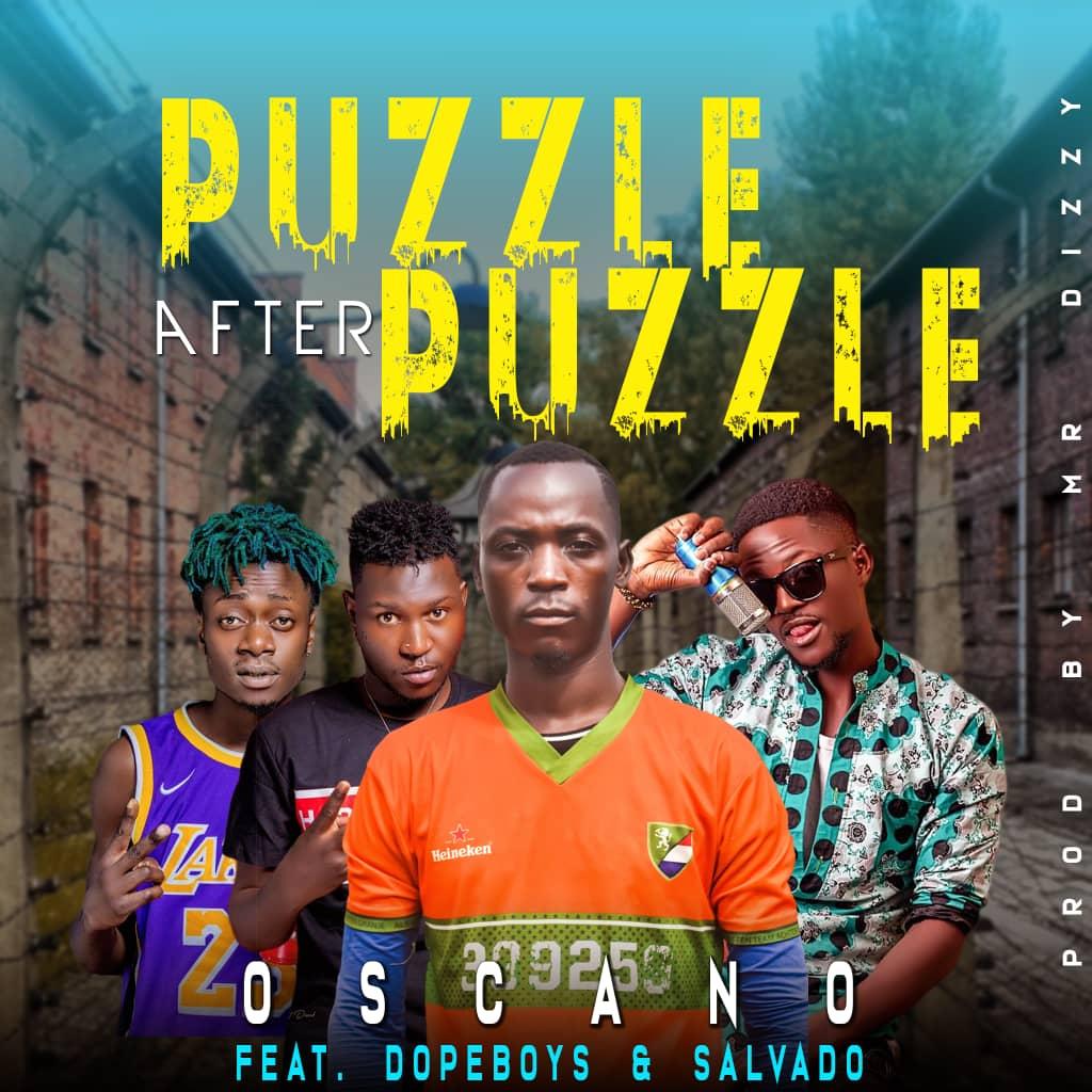 Oscano ft. Dope Boys & Salvado - Puzzle After Puzzle