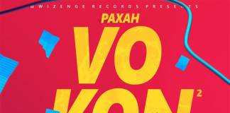 Paxah - Vokonkana