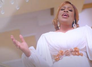 Sinach - Peace in the Storm (Official Video)
