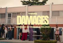 Tems - Damages (Official Video)