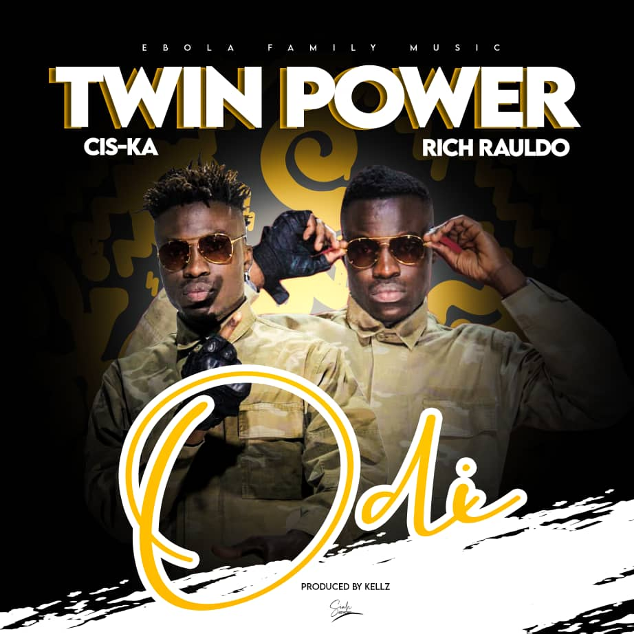 Twin Power - Odi (Prod. Kellz)