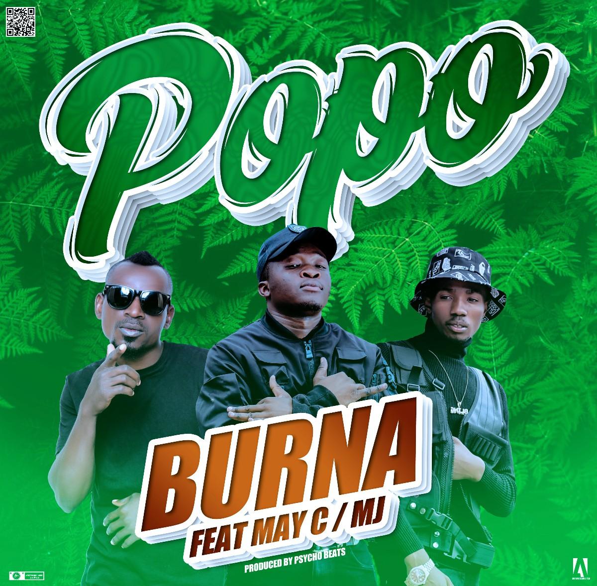 Burna ft. May C & MJ - Popo