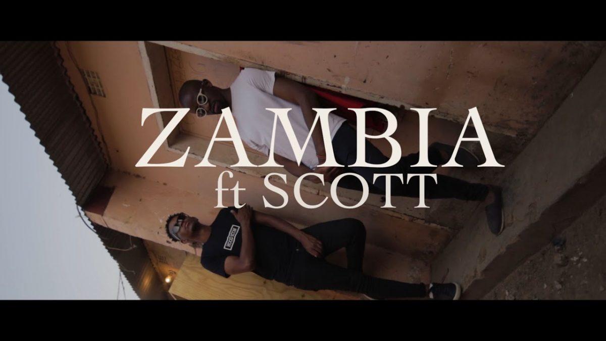 Chanda Mbao X Scott - Zambia (Viral Video)
