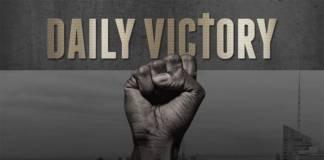 TMB Hendricks - Daily Victory