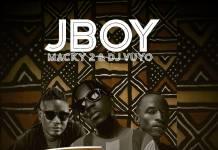 Jboy ft. Macky 2 & DJ Vuyo - Tikina
