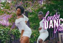 Joeboy - Lonely (Dance Video)