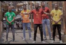 Kabwe ft. Cap10 Jay, Beezy Trexy, Y Cool & Sly - Naba Sakamana (Official Video)