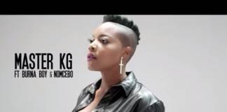 Master KG ft. Burna Boy & Nomcebo - Jerusalema Remix (Official Video)