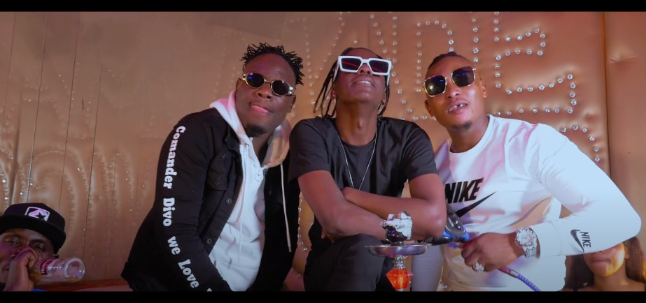 Ruff Geezo ft. Bow Chase & Kabamba - Nachimbi (Official Video)