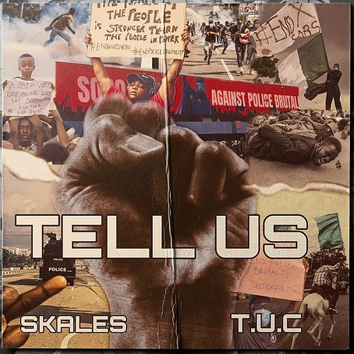 Skales - Tell Us (Official Video)