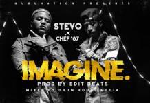 Stevo ft. Chef 187 - Imagine